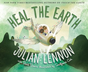 Heal the Earth book image