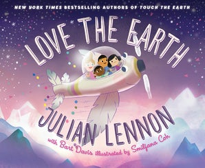 Love the Earth book image