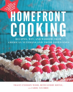 Homefront Cooking book image