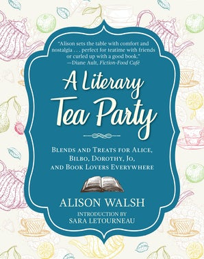 A Literary Tea Party book image