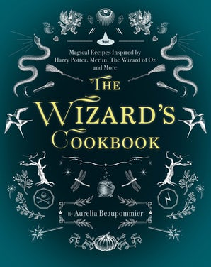 The Wizard's Cookbook book image
