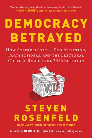 Democracy Betrayed book image