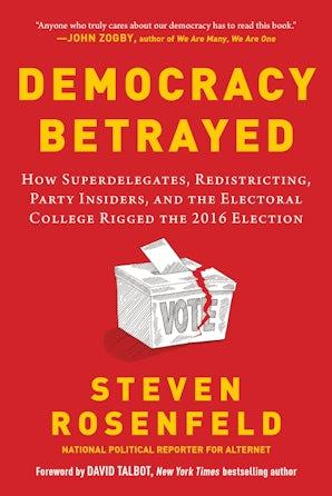 Democracy Betrayed book image