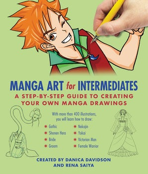 Manga Art for Intermediates book image