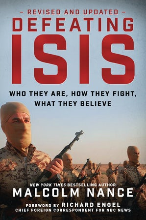 Defeating ISIS book image