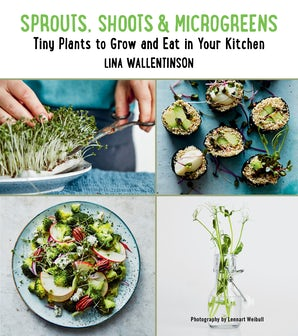 Sprouts, Shoots, and Microgreens book image