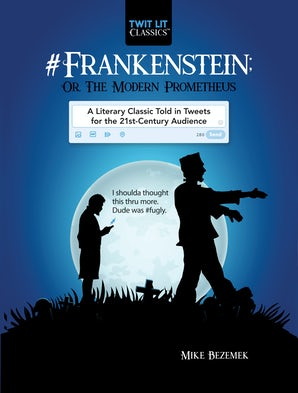 #Frankenstein; Or, The Modern Prometheus book image