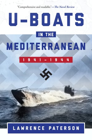 U-Boats in the Mediterranean book image