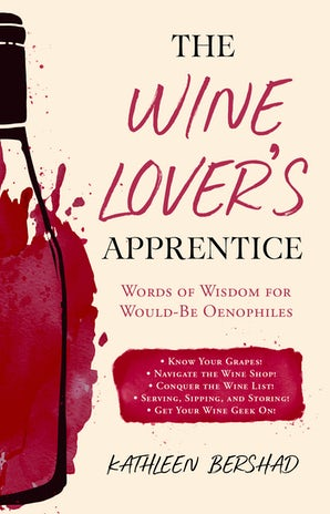 The Wine Lover's Apprentice book image