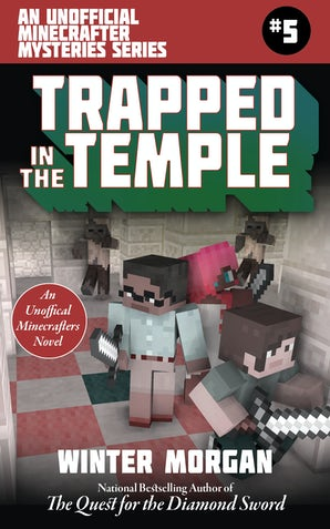 Trapped In the Temple book image