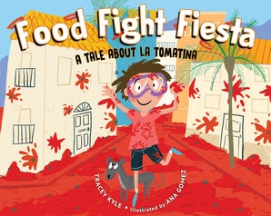 Food Fight Fiesta book image