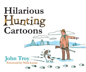 Hilarious Hunting Cartoons book image