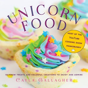 Unicorn Food book image
