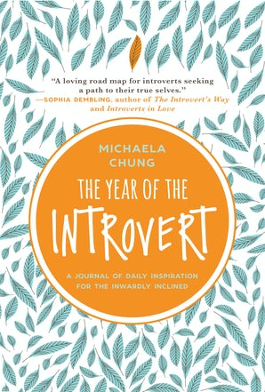 The Year of the Introvert book image