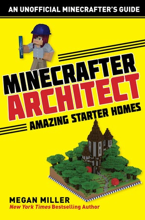 Minecrafter Architect: Amazing Starter Homes book image