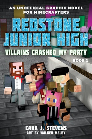 Creepers Crashed My Party book image