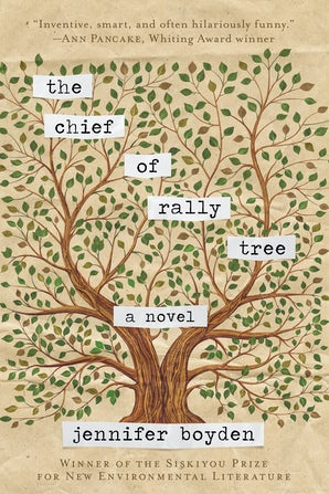 The Chief of Rally Tree book image