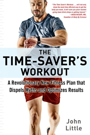 The Time-Saver's Workout book image