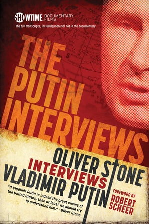 The Putin Interviews book image