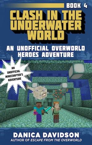 Clash in the Underwater World book image