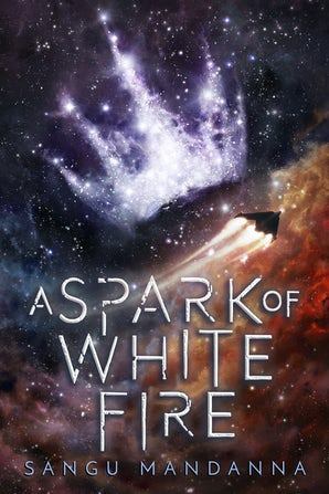 A Spark of White Fire book image