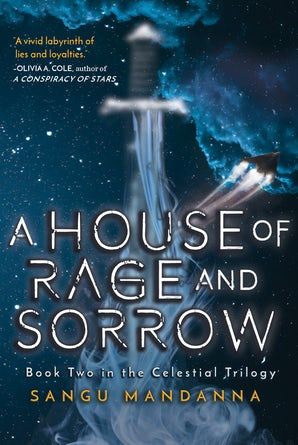 A House of Rage and Sorrow book image