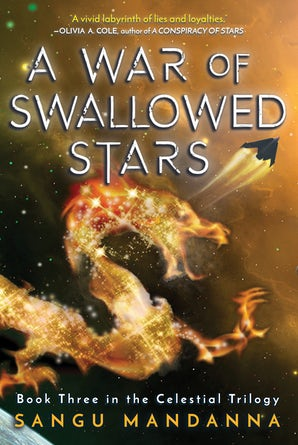 A War of Swallowed Stars book image