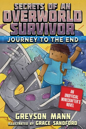 Journey to the End book image