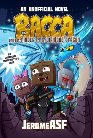 Bacca and the Riddle of the Diamond Dragon book image