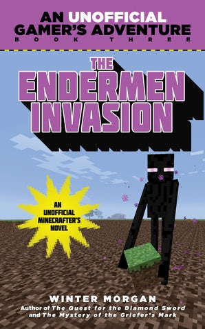 The Endermen Invasion book image