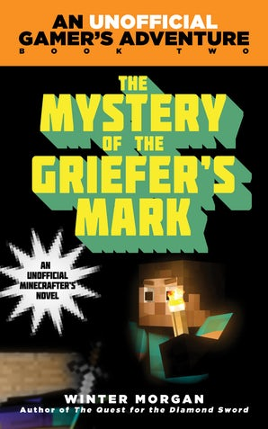 The Mystery of the Griefer's Mark book image