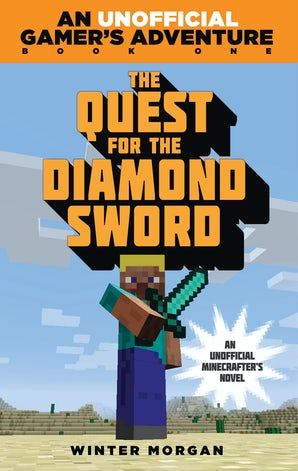 The Quest for the Diamond Sword book image