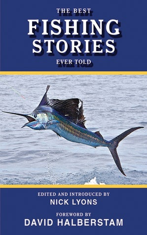 The Best Fishing Stories Ever Told book image