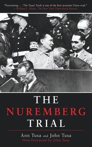 The Nuremberg Trial book image