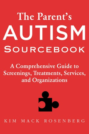 The Parent's Autism Sourcebook book image