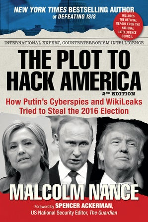 The Plot to Hack America book image