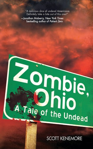 Zombie, Ohio book image