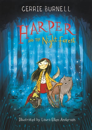 Harper and the Night Forest book image