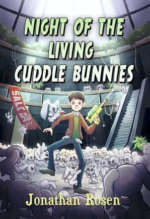 Night of the Living Cuddle Bunnies book image