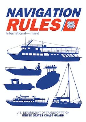 Navigation Rules and Regulations Handbook book image