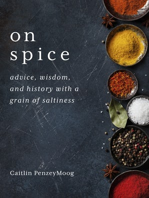 On Spice book image