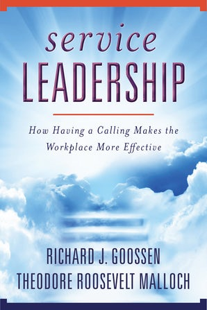 Service Leadership book image
