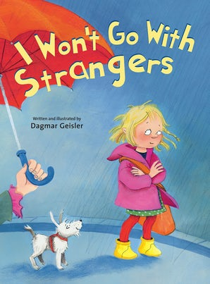 I Won't Go With Strangers book image