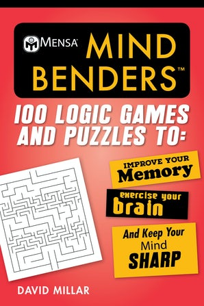 Mensa® Mind Benders book image