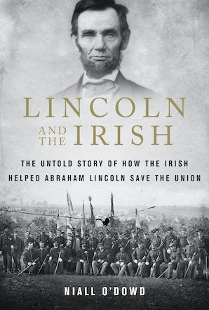 Lincoln and the Irish book image