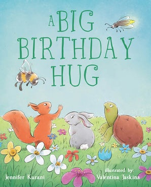 A Big Birthday Hug book image