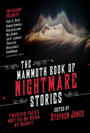 The Mammoth Book of Nightmare Stories book image