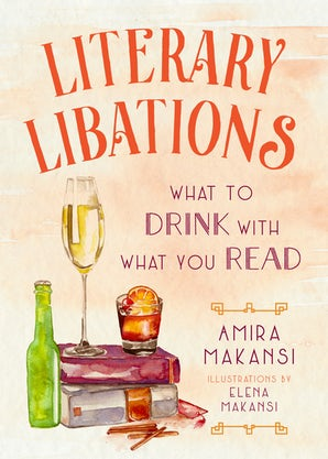 Literary Libations book image