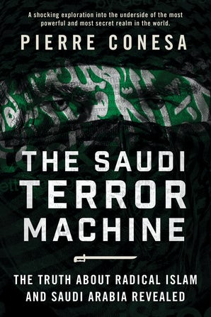 The Saudi Terror Machine book image