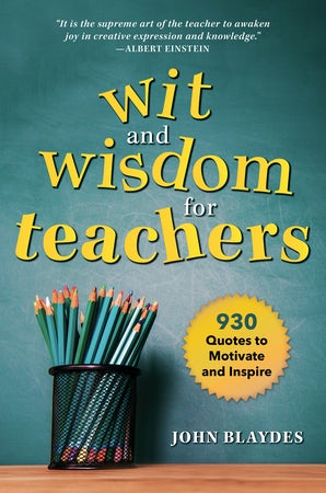 Wit and Wisdom for Teachers book image